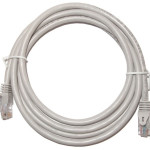 PATCH CORD UTP 0,5m CAT 6