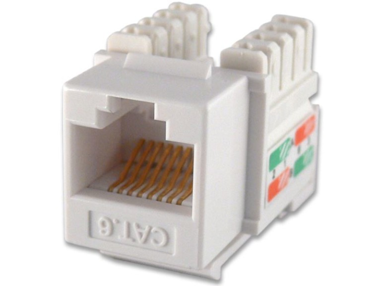 UTP KEYSTONE JACK CAT 6